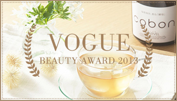 VOGUE BEAUTY AWARD2013